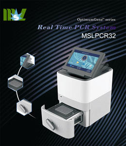 Real time pcr machine price with pcr test kit