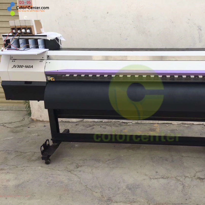 Best price ! Used 95% new Mimaki JV300-160 printer, JV300-160 sublimation printer