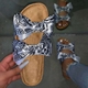 Summer Slipper Slippers For Women Women Sandals Slippers Summer Lady Bowknot Slipper Shoe Cork Slides Sandals Slippers For Women