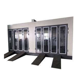 China's high - quality Spray Booth Used Accident Cars Paint Booth for Sale