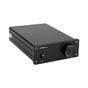 AIYIMA A07 2.0 Mini Digital HiFi Power Amplifier Audio 300Wx2 TPA3255 For Home Theater Class D Stereo Sound Speaker Amplifier