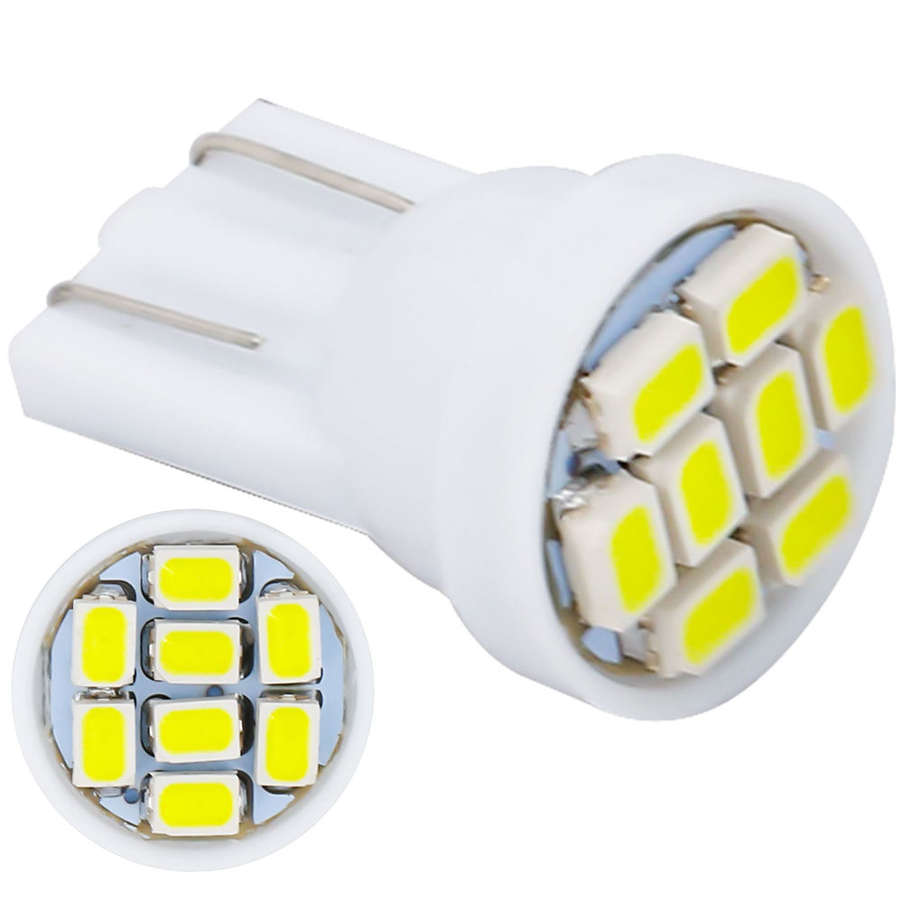 Hot Sale COB Chips 39LM Top T10 LED Tuning Licht T10 Blinker T10 WG011