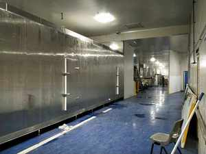 iqf freezer machine/durian quick freezing tunnel freezers