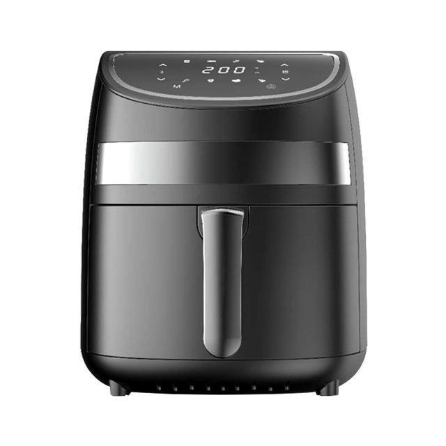 Multifunction Cooker liquid crystal Stainless Steel Touch Screen Pressure Air Deep Fryer Without Oil