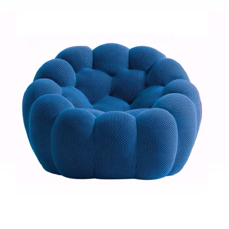 Designer Classic Bubble Sofa Hotel Alien Bread Sofa elegant streamlined sofa