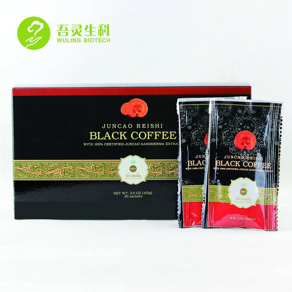 healthy reishi arabica instant coffee for sale