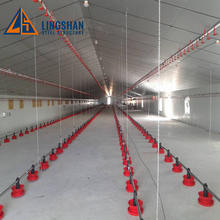 Low Price Philippines Prefab Farm Shed Layer Broiler Chicken Poultry House Construction