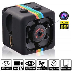 Yagelong Factory Amazon top seller 2018 hd mini sport dv 1080p manual mini camera