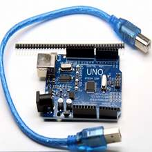 Atmega328p Ch340g Smd Italy Wifi Development Board 3 Ch340 Atmega328 Mega328p with Cable Uno R3 For Arduino