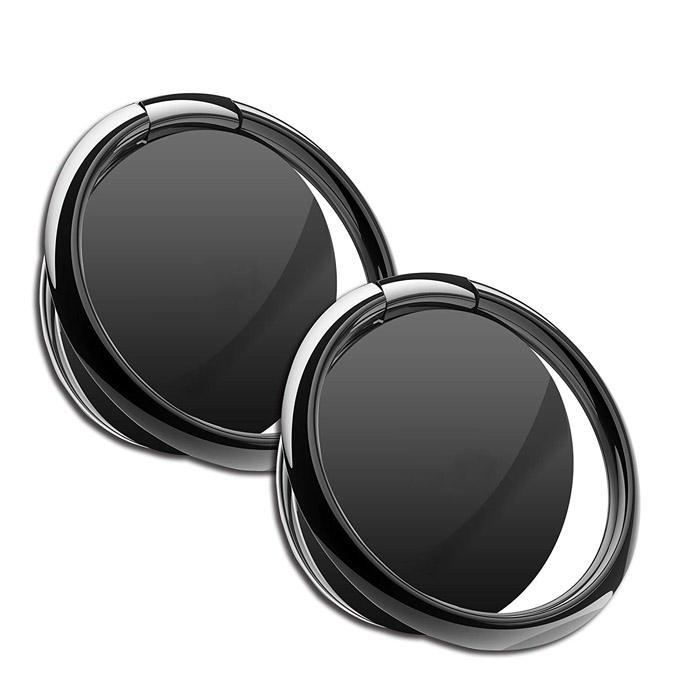 ملحقات الهاتف المألوف البنصر حامل المحمولة هدية حلقة معدنية الهاتف قبضة للتدوير حامل هاتف