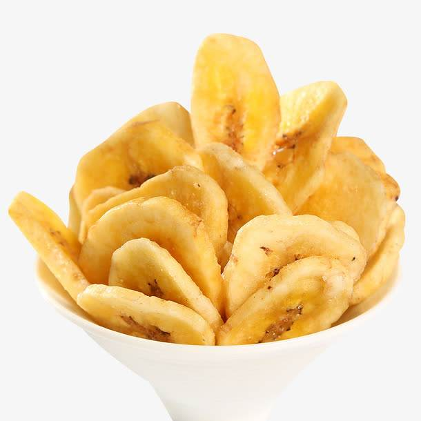 Banana chips from china