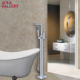 Floor Standing Bathroom Suites Polished Brass Tub Faucet