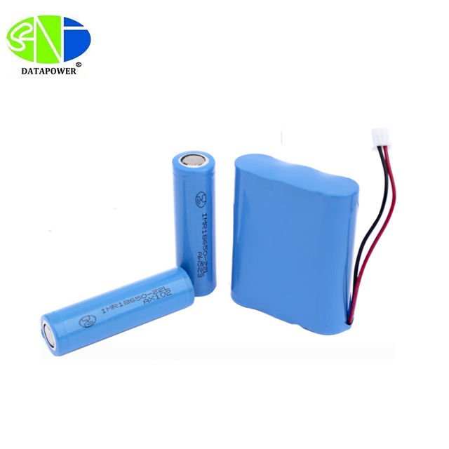 Rechargeable lithium 18650 1S3P 3.7V 9000mAh li-ion battery pack for toys car
