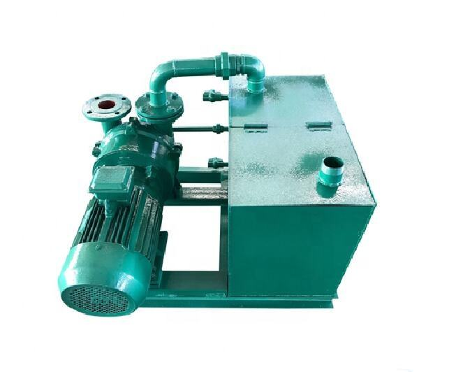 2BW 6131 Monoblock Liquid Ring Recirculation System Vacuum Pump