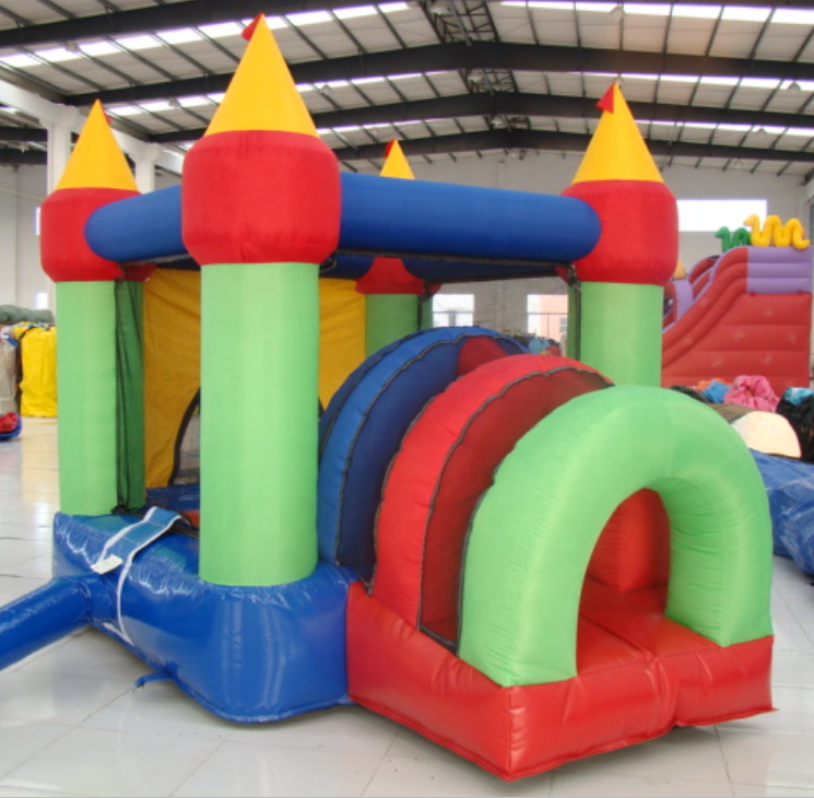 Indoor outdoor inflatable jumping castle bouncy castle kids juegos inflables