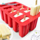 Sticks Silicone Ice DIY Novelty Stainless Steel Hot Sale With Sticks Popsicle Silicone Ice Cream Mold