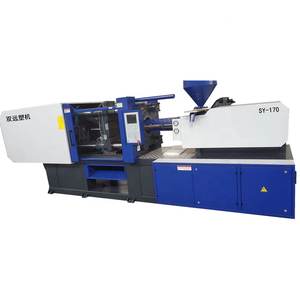 Shuangyuan SY-170 plastic injection molding machine with servo motor system