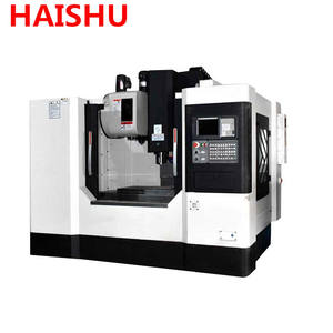 3 Axis Vertical CNC Turning Machining Vs Milling Center Lathe Machine Price Vmc850