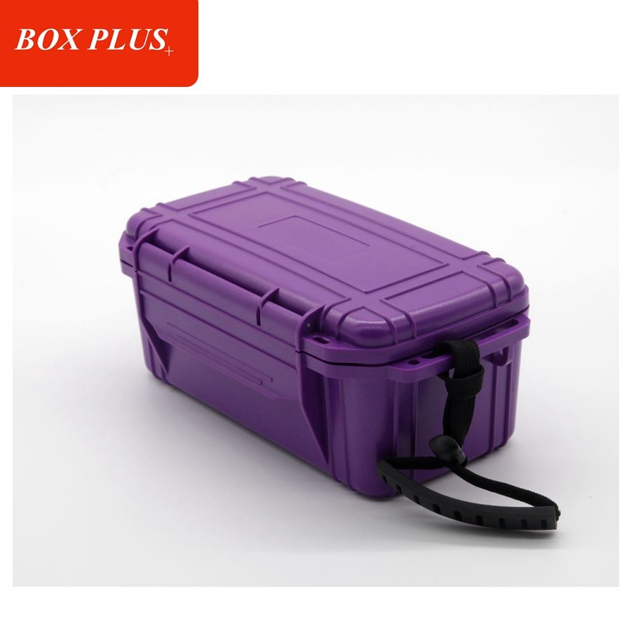 Hot selling Hard shell carry case weed tray rolling smoking accessories case