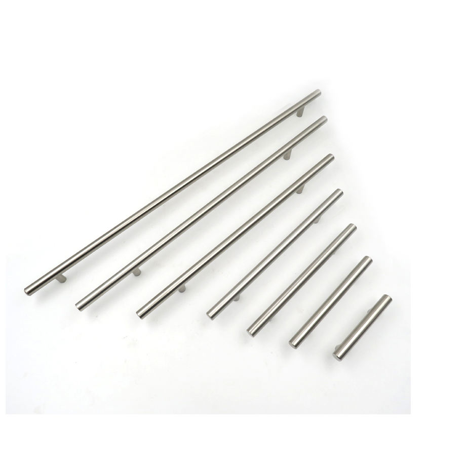 Stainless Steel Kitchen Drawer T Bar Pulls Cabinet Handles