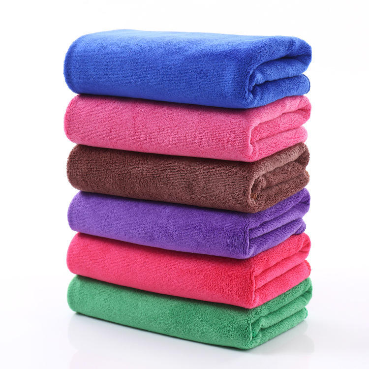 Professional Quality primacy China wholesale microfiber fabric yard for bath towel micro fiber bath towel microfiber car towel