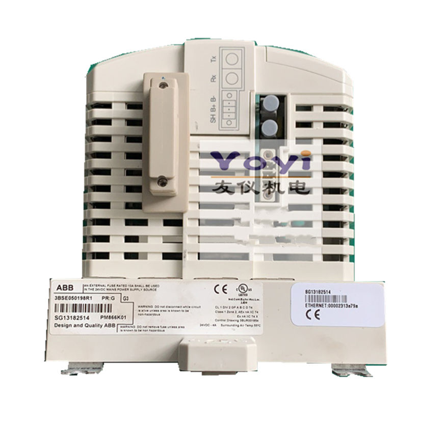 ABB 3BSE050198R1 PM866K01 at cheap price