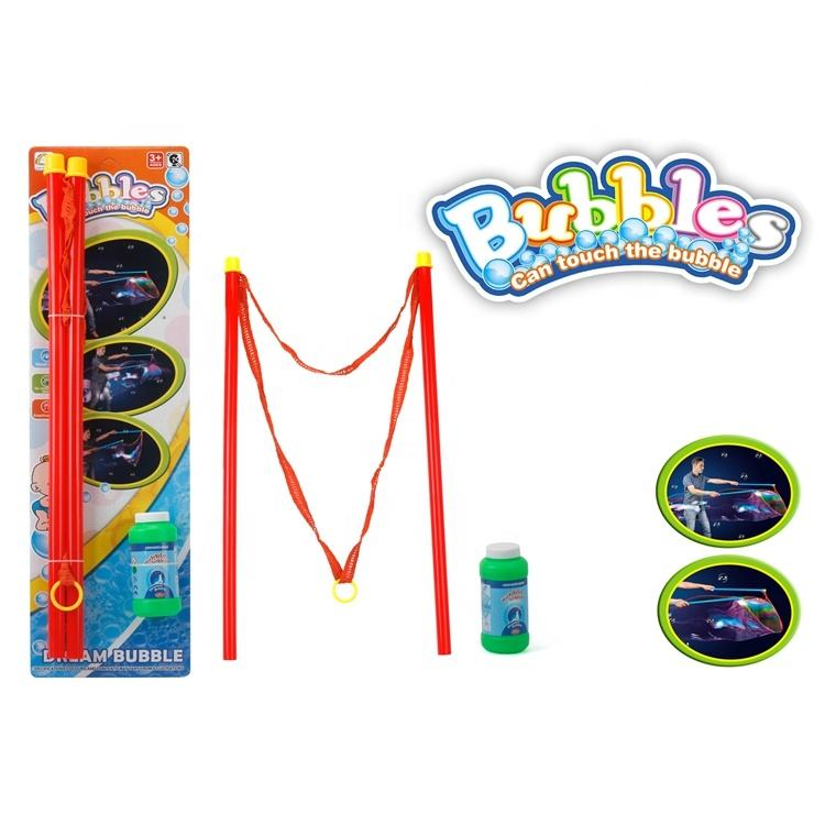 Amazon Hot Sale Giant Bubble Wand Giant Stick Kit Big Bubble Wands for Giant Bubbles