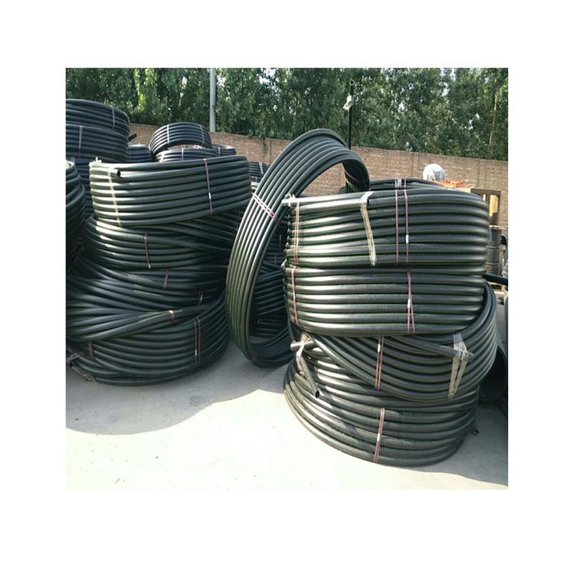 Top quality water saving agricultural dn20 Pe material drip irrigation pipe price