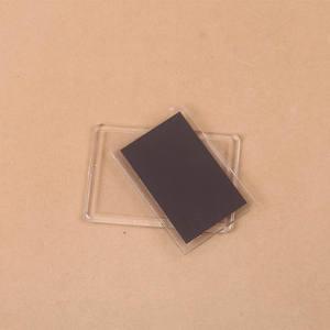 Acrylic fridge magnet photo frame blank