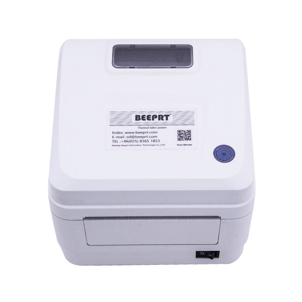 BEEPRT price label printer a4 premium wax barcode ribbon