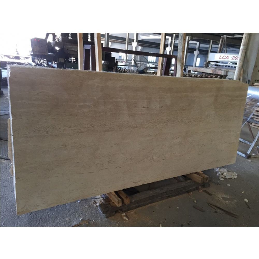 Factory price craig bellamy yellow marble slabs Egypt cheap beige marble tiles for floor decoration