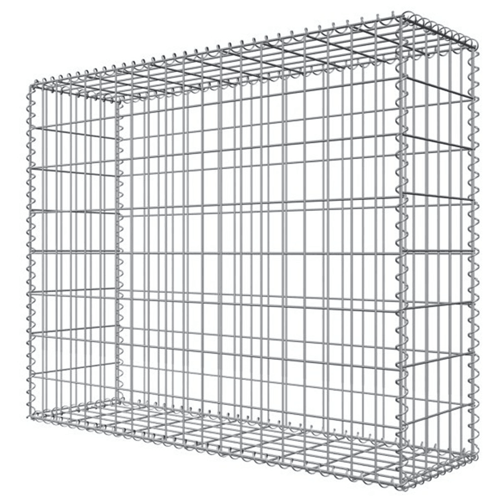 Hot dipped galvanized welded gabion mesh for wire gabion box