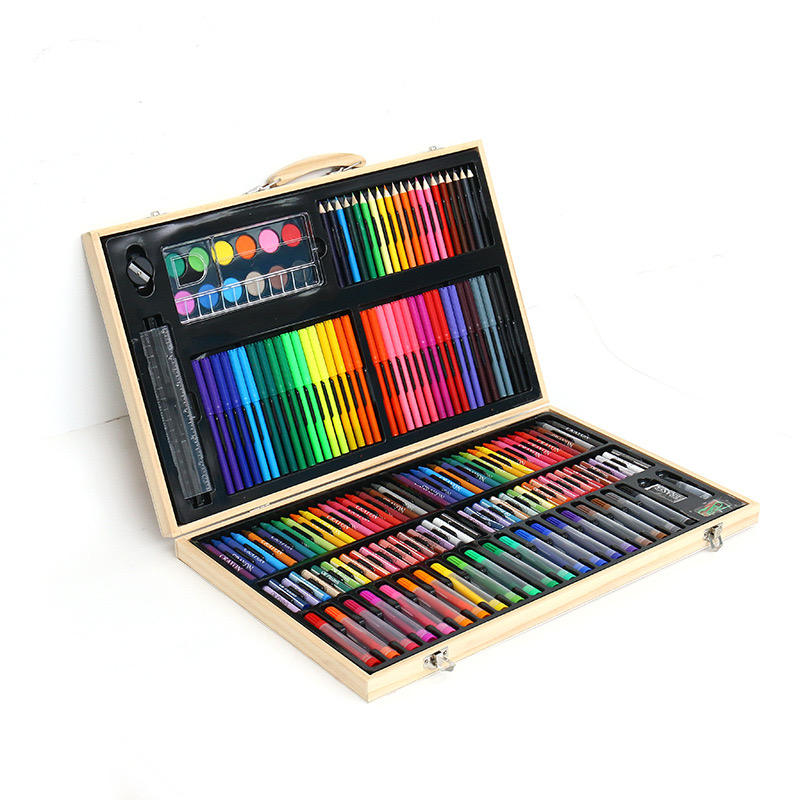 Water Color Brush Pen For Kids Painting And Kids Craft