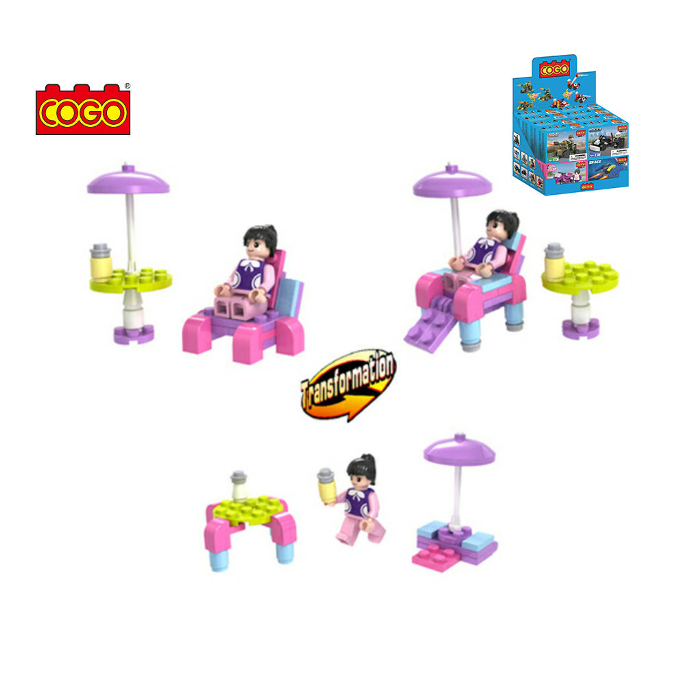 16 attractive design Mix Building Blocks toys construction Brick Boys And Girls Figure Toys