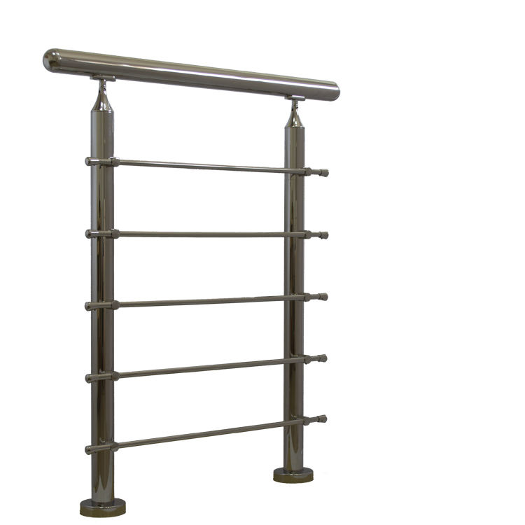 High Quality Stainless Steel pipe railing and cable railing systems