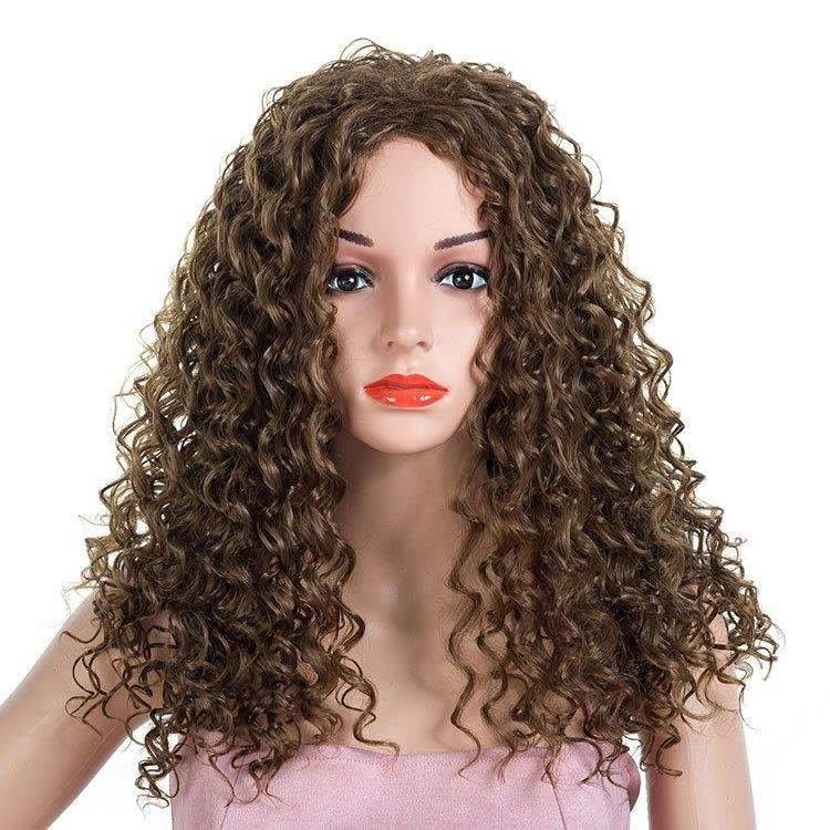 Best Selling synthetic wigs With Best Brand