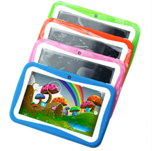 "Wholesale 7"" Allwinner A33 cheap kids tablet"