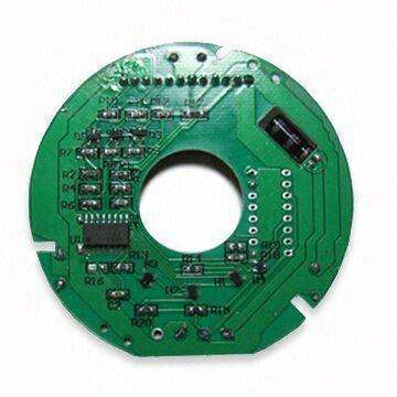 Electronic Weighing Scale Circuit Board PCBA Weighing Scale PCB With LCD