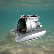 China new design newest submersible underwater submarine