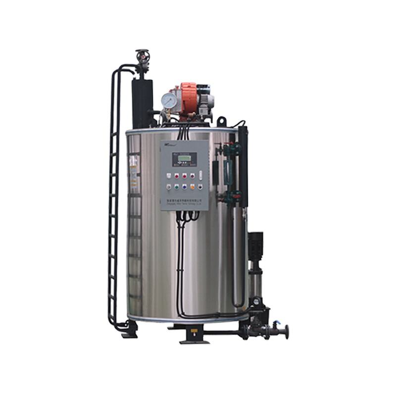 Natural Circulation [ Fuel Gas Boiler ] Gas-fired Water Gas Boiler 500kg/hr Small Scale Industry Vertical Fuel Oil Gas Water Tube Steam Boiler
