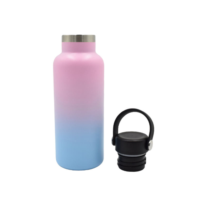 Hot Selling 32oz 40oz Double Wall Flask Stainless Steel Vacuum Orchid Flask 22oz 24oz 40oz 18oz 12oz 50oz 64oz Hydroflask Custom