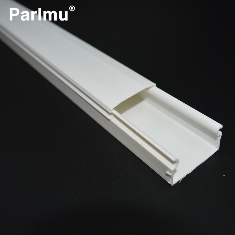Hot Deal [ Wire Casing ] Wire Casing Good Quality Square PVC Insulated Cable Wire Casing