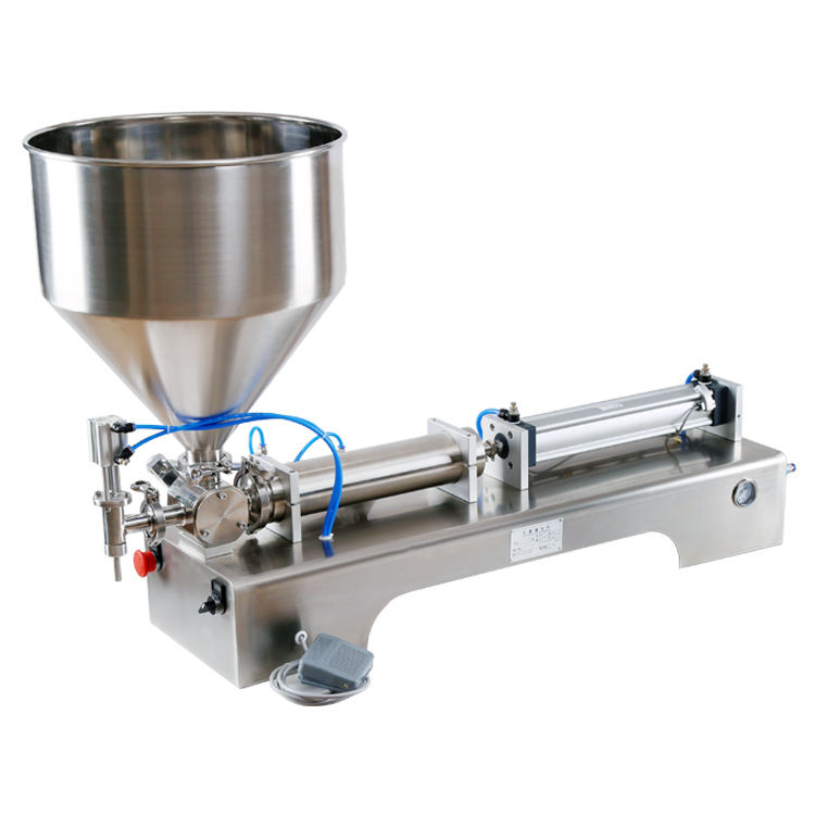Best price ghee filling machine semi automatic 1000-2000ml single full automatic aerosol filling machine
