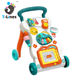 Wholesale cheap plastic push cart electric baby walker toys