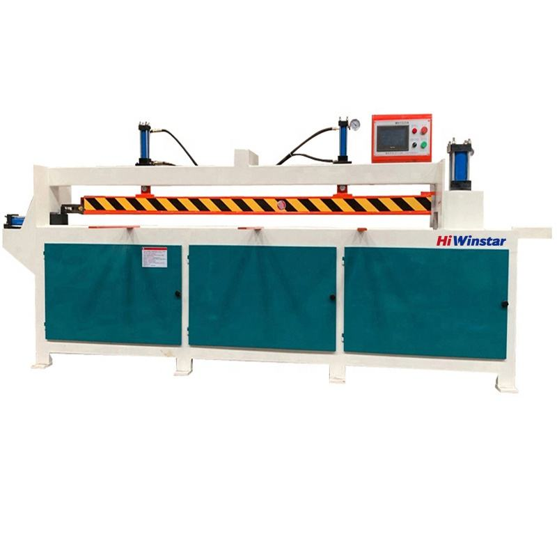 MH1525A woodworking machine 2500mm working length veneer semi automatic finger joint assembly machine
