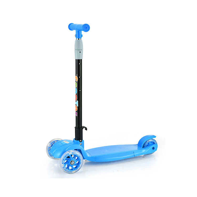 Proper Price Top Quality Foot Bike Kick Scooter Big Wheel For Child