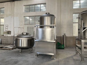 150-300kg/h High efficiency and low oil content Vacuum Frying machine