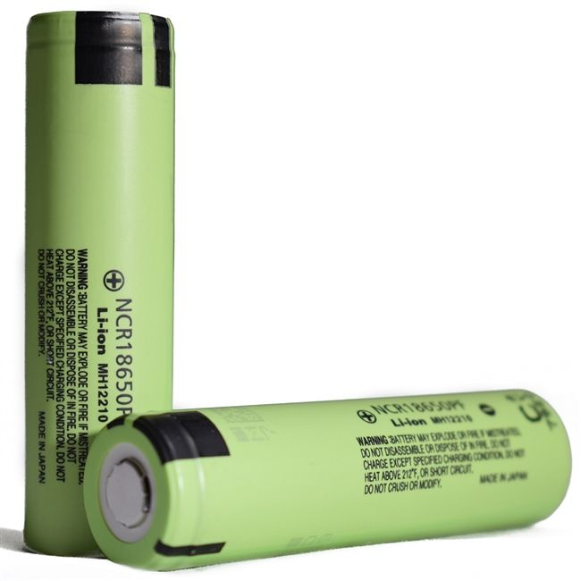 Hot sale bulk battery 3C 10A Cylinder Lithium ion 18650 2900mah 3.7v Battery for Panasonic