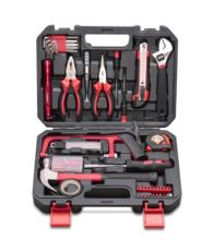 hot selling 48pcs household tool box with tools set