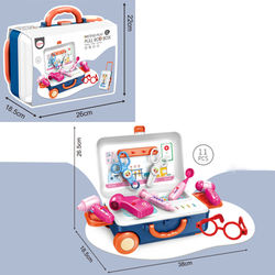 Exquisite Structure Kids Toy Kit Toys Doctor Play Set